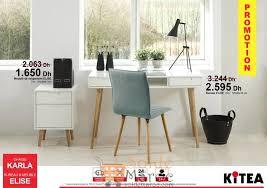 bureau kitea maroc promo kitea bureau meuble karla les soldes et promotions du maroc