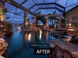 Lagoon Swimming Pool Designs by Portfolio Lucas Lagoons Pools Lucas Lagoons Pool U0027s Pinterest