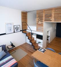 Bedroom Studio Setups 4 Awesome Small Studio Apartments With Lofted Beds