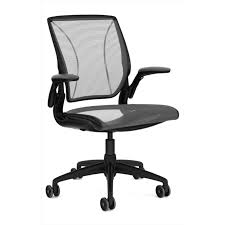 White Mesh Office Chair by Humanscale All Mesh World Chair Atwork Office Furniture