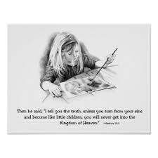 bible verse pencil drawing of small painting poster zazzle com