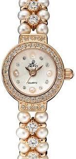 ladies pearl bracelet watches images Louis will best charm pearl bracelet watch ladies watches smays jpg