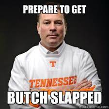 Tennessee Vols Memes - the best memes of the butch jones era in chronological order dmb