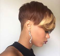 can you sew in extensions in a pixie hair cut braidless sew in with micro links voice of hair