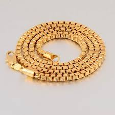 necklace chain metal types images Top 10 types of necklace chains jewelry guide jpg