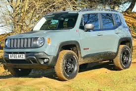 jeep station wagon lifted wild jeep renegade trailhawk