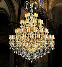 Chandeliers With Shades And Crystals by Compare Prices On Gold Chandelier Shades Online Shopping Buy Low