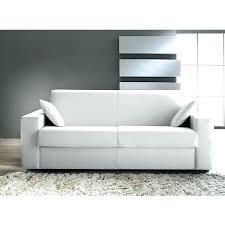 canapé simili cuir blanc pas cher canape simili cuir blanc pas cher canap convertible revtement