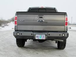 custom 2009 ford fusion discount rear fusion bumper for 2009 2014 ford f 150 not raptor