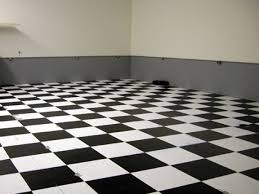 black and white tiles in kitchen black and white linoleum floor
