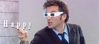 Doctor Who Birthday Meme - doctor who david tennant happy birthday what is your face