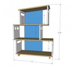 Free Doll House Design Plans by House Plan Doll House Plans Beauty Home Design Doll House Plans
