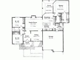 one bungalow house plans eplans bungalow house plan single delight 1849 square
