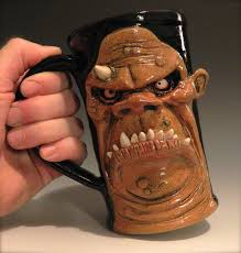 Coffee Mugs For Sale Ogre Beer Mug For Sale By Thebigduluth On Deviantart Ron Free
