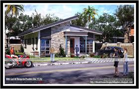 bungalow house plans collection modern bungalow house plans philippines photos best