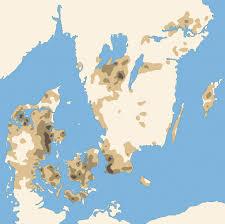 Scandinavia Map Map Of Old Churches In Scandinavia U2022 Mapsof Net