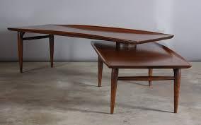 Modern Walnut Coffee Table 1960 U0027s Mid Century Danish Modern Walnut Coffee Table A U2026 Flickr