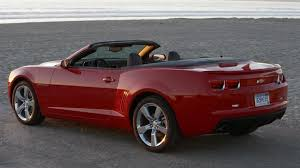 2012 chevrolet camaro 2lt convertible review notes a drop top