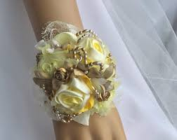 Corsage For Prom Corsage For Prom Etsy