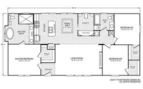 doublewide floor plans
