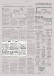 Political Ads Banned From San Francisco Buses Trains In M T A Bans All Tobacco Advertising The York Times