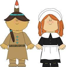 indian pilgrim thanksgiving clip
