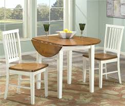 solid wood drop leaf table and chairs round drop leaf table set cad75 com