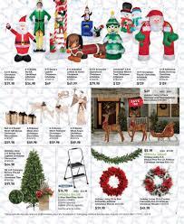 black friday 2016 home depot fake christmas tree black friday 2016 lowe u0027s ad scan buyvia