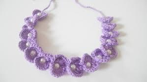 beaded headband pretty scallop crochet beaded headband free pattern