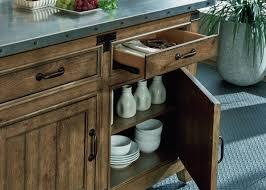 loon peak brigadoon kitchen island with stainless steel top wayfair