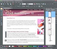 magix web designer 10 premium xara web designer 10 premium indezine review