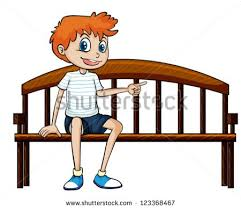 child sitting clipart chair clipart boy pencil and in color chair clipart boy