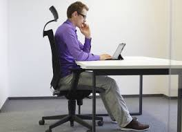 Desk Exercises At Work Amazingly Simple Ab Exercises That You Can Do At Your Work Desk