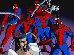 u0027spider man animated series u0027 inspired u0027spider verse