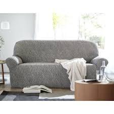 housse extensible canapé housse extensible canape housse extensible pliss233e fauteuil