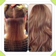 hair extension canada before and after 16 great lengths hair extensions by the