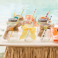 Drinks For Baby Shower - there u0027s a baby on board u201d surfing themed baby shower hostess
