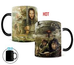 gifts for lord of the rings fans discoloration cups ring king mugs lord of the rings fans gifts