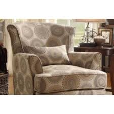 Upholstered Accent Chair Homelegance Nicolo Upholstered Accent Chair W 1 Kidney Pillow