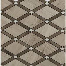 Decorative Metal Sheets Home Depot by Basketweave Tile Flooring The Home Depot