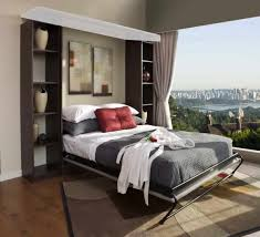 Bed Frame Lowes Comfortable Bedroom Design With Murphy Bed Kit Lowes Homesfeed