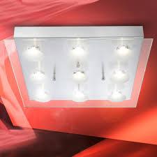 Led Deckenbeleuchtung Wohnzimmer Deckenleuchte Modern Design Led Deckenleuchte Modern