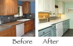 kitchen cabinet refurbishing ideas kitchen cabinets redone frequent flyer