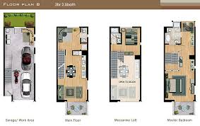 cottage floor plans with loft loft floor plans jonlou home