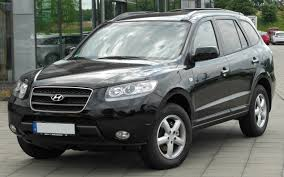 hyundai santa fe 2009 hyundai santa fe 2 7 2009 review specifications and photos