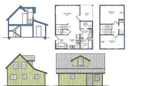 Small Carriage House Plans 15 Decorative Tiny House Plans Home Plans U0026 Blueprints 61452