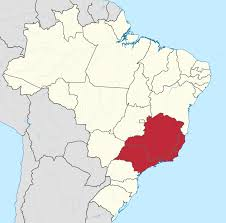 Map Of Southeastern States by Southeast Region Brazil Wikipedia