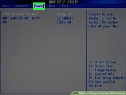 reset bios without display how to change computer bios settings 11 steps with pictures