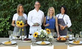 jordan winery introduces wine country table for the 2017 wine