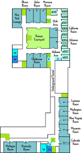 room floor plans event rooms u0026 floor plans 4 h center